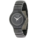 Rado True Jubile Black Ceramic Ladies Watch R27655732