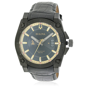 Bulova Special Grammy Edition Precisionist Leather  98B293