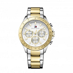 Tommy Hilfiger 1791226 Hudson Gold and Silver Stainless Steel Men's Watch