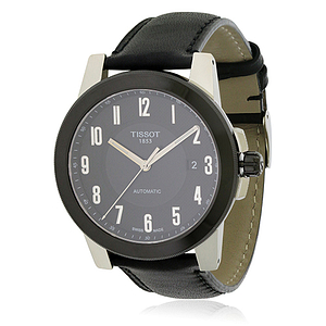 Tissot Gentleman Swissmatic Leather  T0984072605200